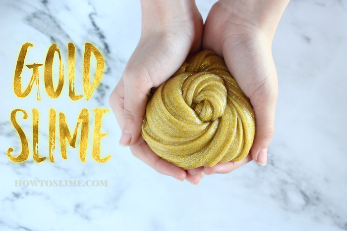 Gold Slime Recipe