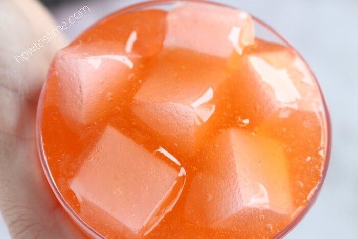 how to make Slime that looks like Soda